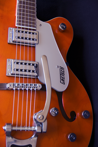 Modified Gretsch G5120 - Great Affordable Tone – The FretWire on